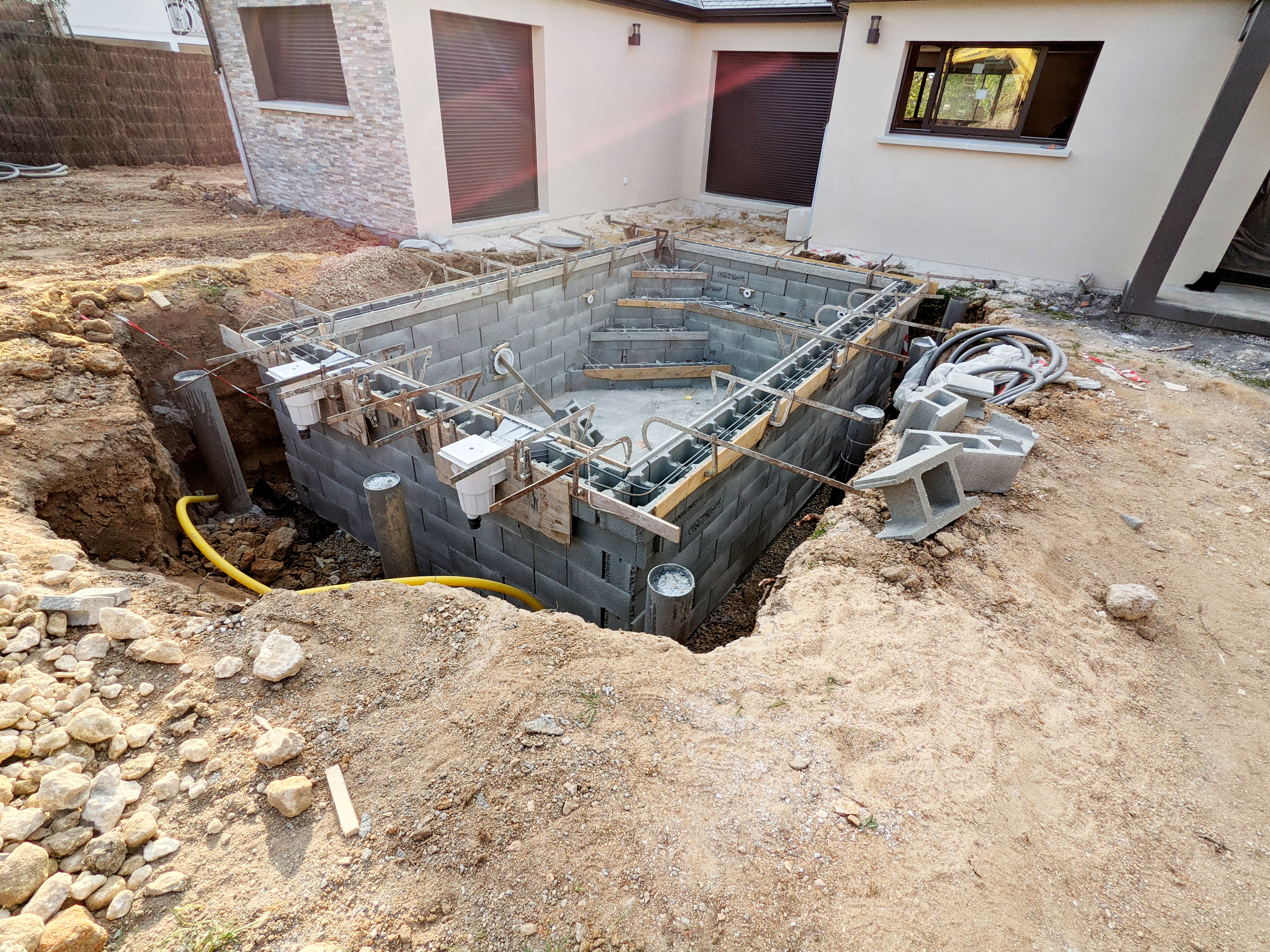 Hydro Loisirs - Construction piscine traditionnelle